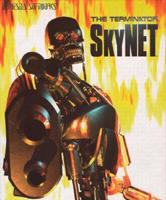Photo de la boite de The Terminator - Skynet
